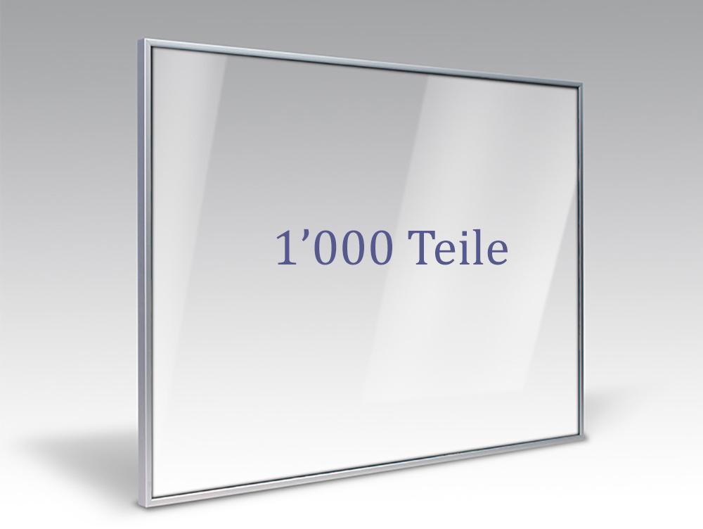 Alu-Rahmen 1000 Teile Lovelymarket.ch - Dein Onlineshop für ...